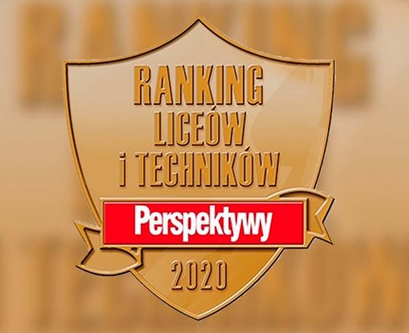 Sobieski w TOP 30 liceów w Polsce!
