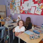 Trudne przypadki? Skądże! Lekcja języka polskiego w klasie 4a (8.10.2021)