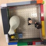 Przypowieść o Synu Marnotrawnym klockami Lego malowana_2